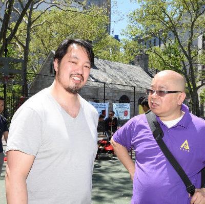 David Chan and Simon Eng